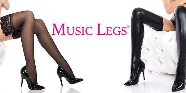 Jetzt Neu: Music Legs -