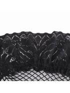 Beileisi 3052 Strapsgürtel mit Stockings, schwarz, onesize