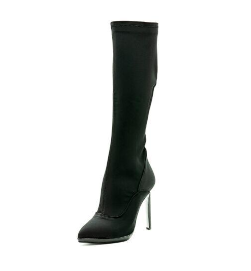 Black Venus Stiefel, 12cm, schwarz, Gr.: 38