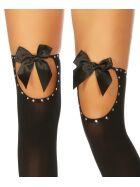 Beileisi 2077 Stockings, schwarz, onesize