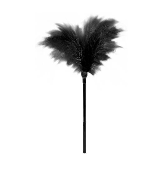 Guilty Pleasure Small Feather Tickler Federkitzler, schwarz