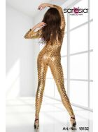 Overall, gold, onesize