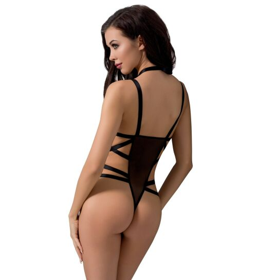 Passion Hagar Body, schwarz