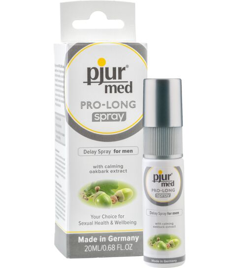 Pjur med Pro-Long Spray, 20ml