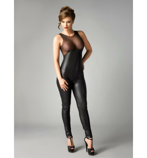 meSeduce Demi Bodystocking, schwarz, Gr.: S/M (36-38)