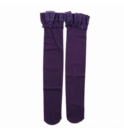 Beileisi Stockings mit Silikon, lila, onesize